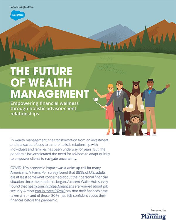 Read about the future of wealth management