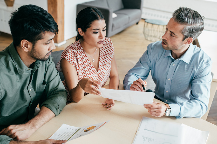 Help clients understand market fluctuations