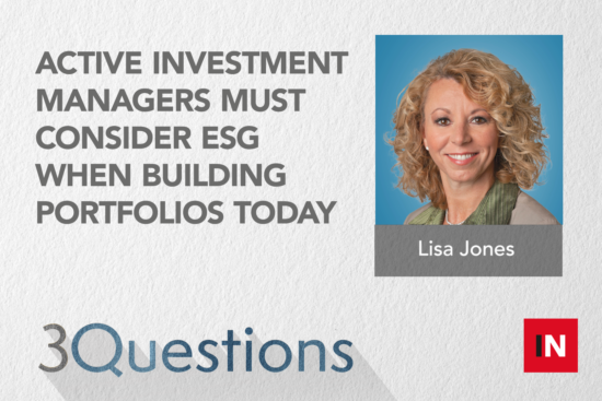 Active investment managers must consider ESG when building portfolios today