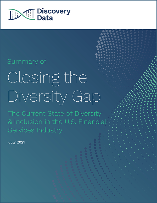 Preview: 2021 Closing the Diversity Gap Report