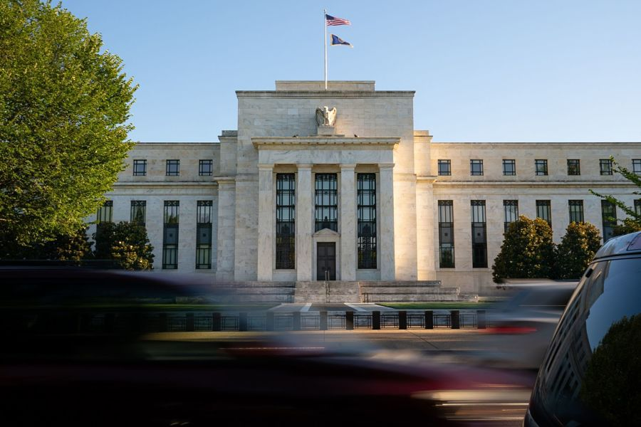 Powell says Fed taper could start 'soon,' end around mid-2022