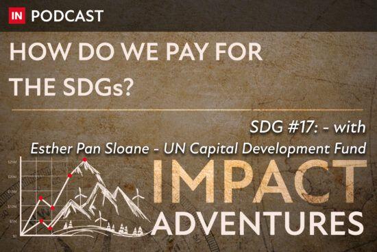 How do we pay for the SDGs?