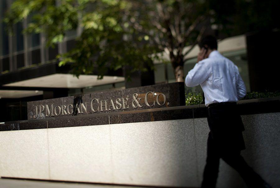 JPMorgan bankers notch record quarter for M&A